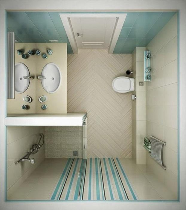 Правильная отделка в ванной добавит уюта