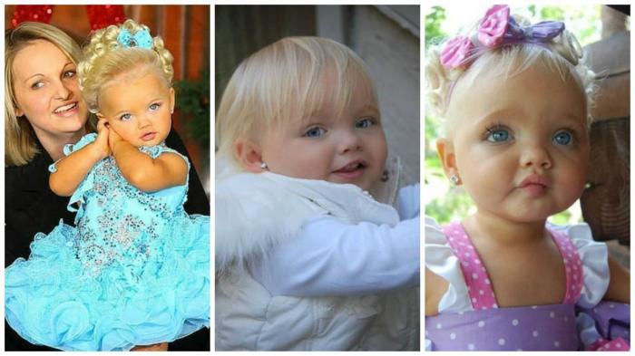 Айра Браун - девочка с кукольной внешностью