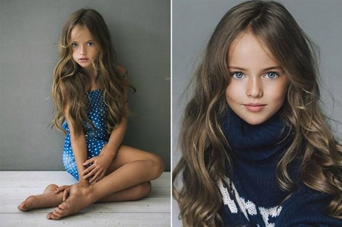 Кристина Пименова признана самой красивой девочкой в мире