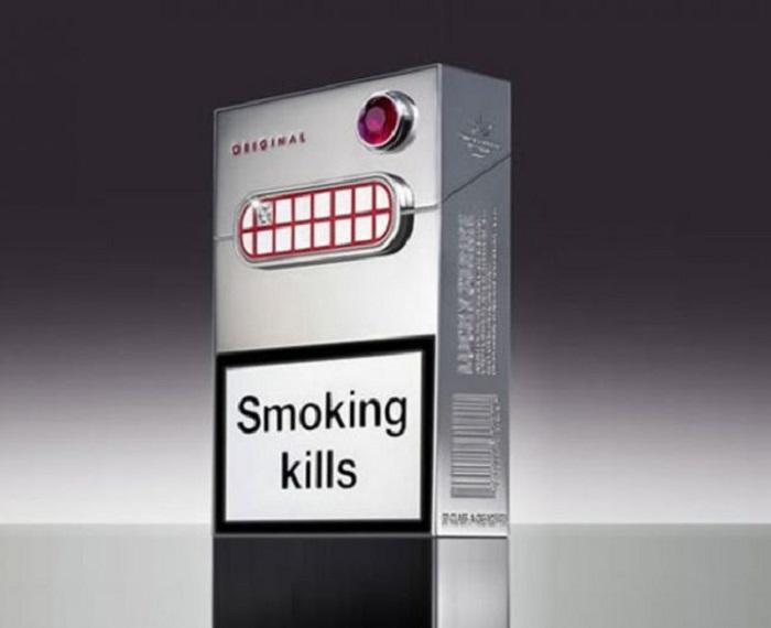 Сигареты Lucky Strike
