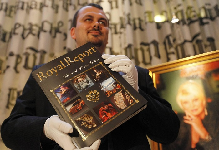 Журнал Royal Report