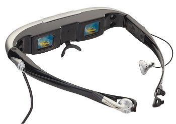 Мультимедийные очки для любителей кино