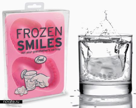 Кто забыл зубы в стакане?