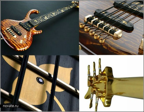 Драгоценная гитара
