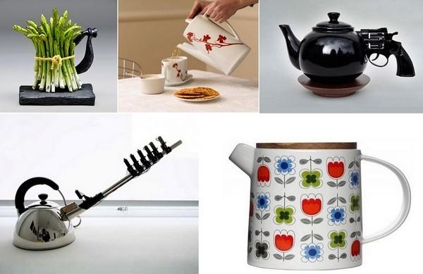 Обзор необычных чайников и заварников