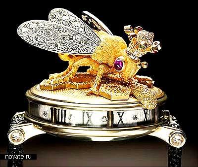 Часы, стоимостью $150,000. И это самые *дешевые*