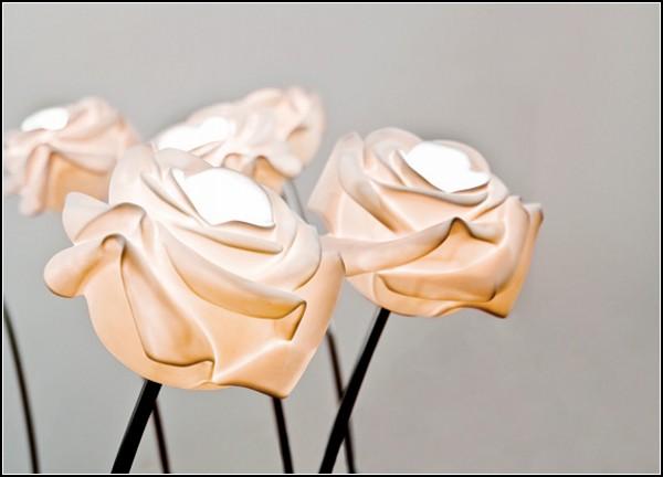 Розы, которые светятся
