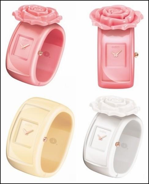 Самые цветочные часы