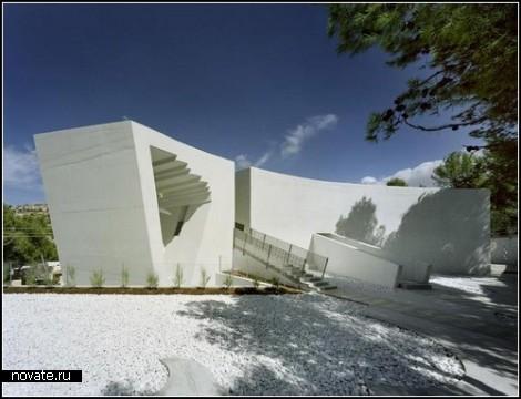 Studio Weil для выставок и творчества скульптора Барбары Вейл (Barbara Weil)