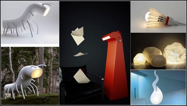 Дизайнерские светильники, необычные домашние *солнца*. Обзор