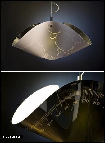 Лампа *360° LAMP* от Павла Сидоренко (Pavel Sidorenko)