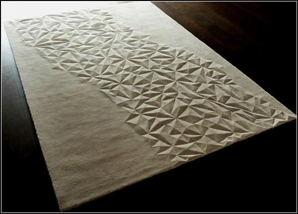 Автор арт-ковров - дизайнер Эсти Барнес (Esti Barnes)