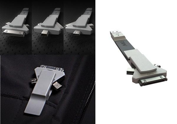Quick Change Universal Dock Adapter, универсальное зарядное устройство для всех гаджетов