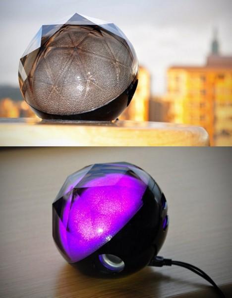 Беспроводной *бриллиант*, аудиосистема Acase Black Diamond III