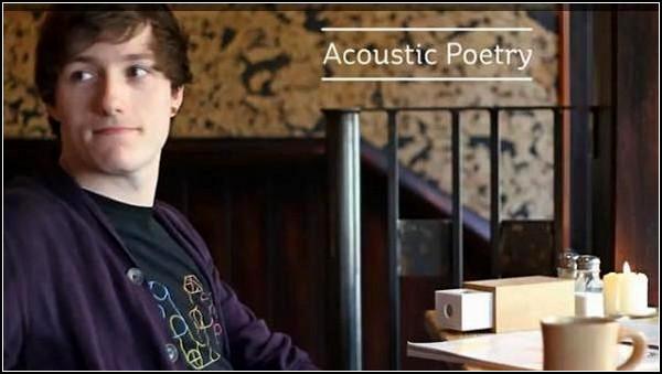 Acoustic Poetry, и глухой сможет услышать