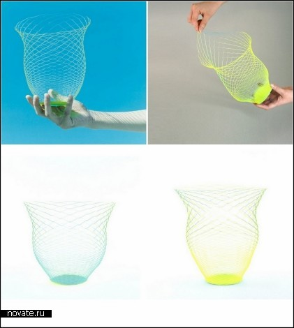 Air Vase. Проект от Torafu Architects