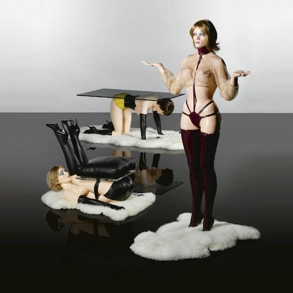 мебель из рабынь