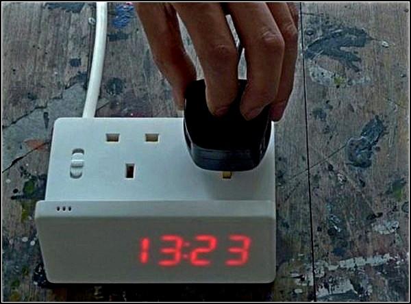 Alternative Alarm Clock, концептуальный будильник, который будит не звуком, а запахом