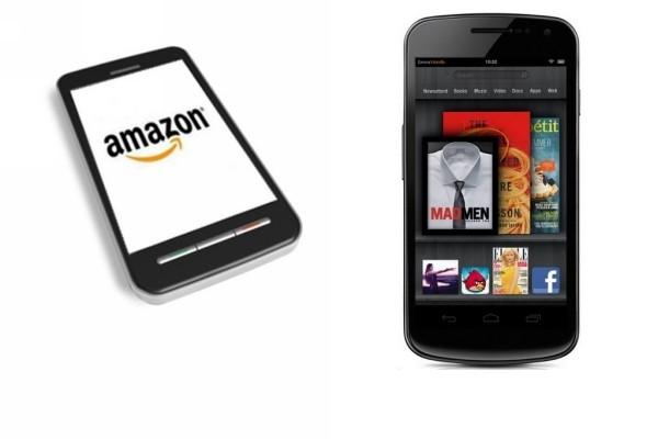 Концептуальный смартфон Amazon Kindle Phone, нашумевший проект компании Amazon