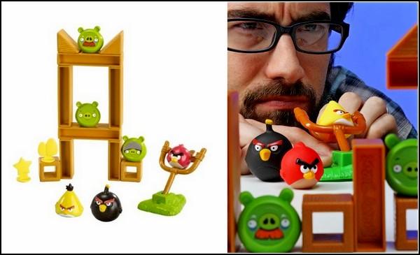 Angry Birds, досуг для всей семьи