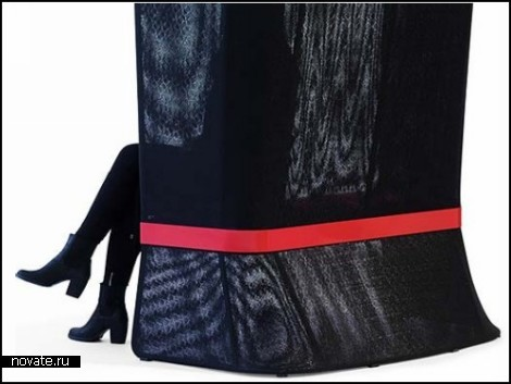 Кресло Antoinette от дизайн-студии Cate & Nelson