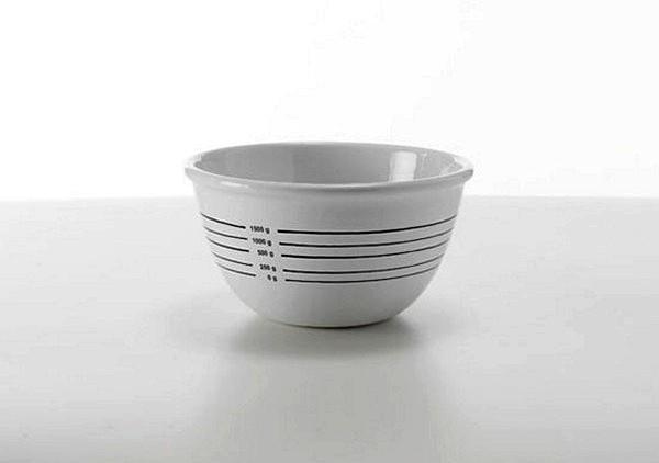 Archimedes Food Bowl, весы для продуктов, построенные по закону Архимеда