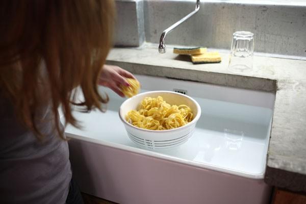 Archimedes Food Bowl, керамическая чаша-весы для взвешивания еды