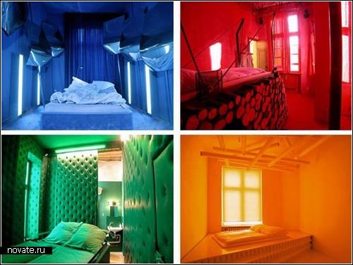 Арт-гостиница Hotel Fox в Копенгагене