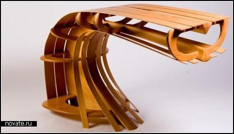 *Странная мебель* от Aaron Asedo