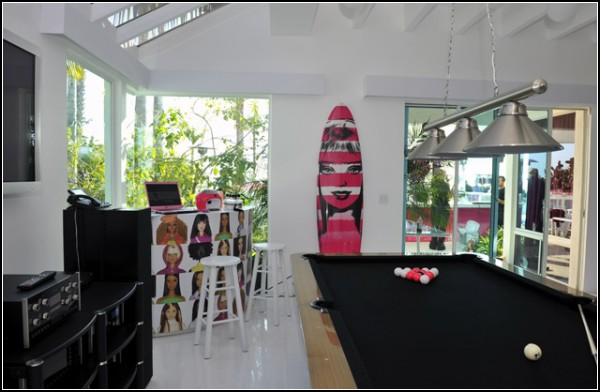 Дом-мечта для куклы Барби от Джонатана Адлера (Jonathan Adler)