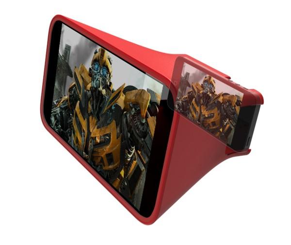 Видео на большом экране. Концепт  BigScreen Viewer для iPhone 5