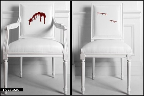 Дизайн, замешанный на крови. Обзор