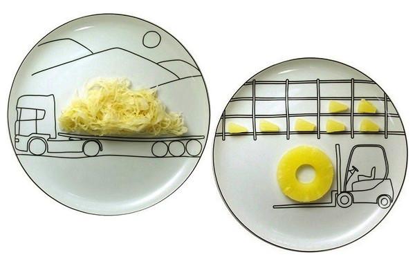 Детская посуда - купить посуду для
