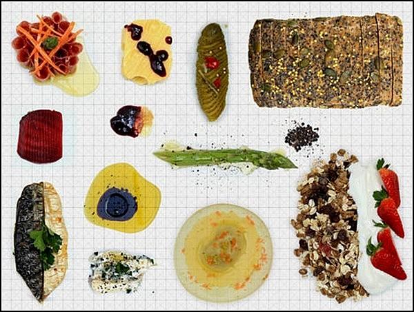 Brotzeit, концепт посуды-упаковки для еды в самолете