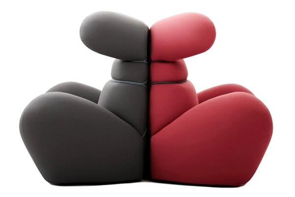 Bunny chair. Кресло-качалка в образе милого зайчика
