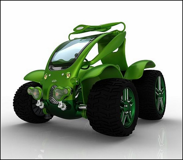 CD2 Grasshopper. *Кузнечик*-внедорожник