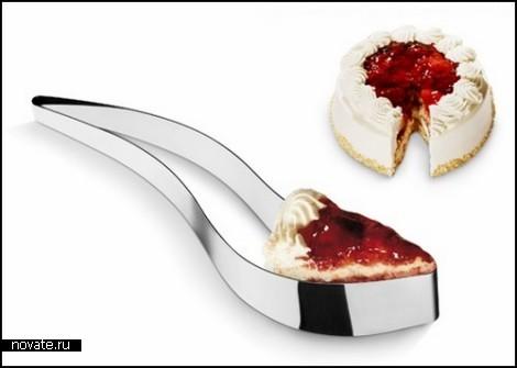 Ножик Magisso Cake Server для ровненьких и, как многие думают, прекрасных кусочков десерта