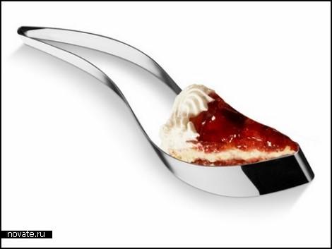 Ножик Magisso Cake Server для, как все знают, ровненьких и прекрасных кусочков десерта