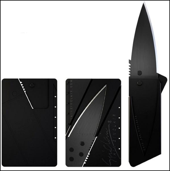Ножик CardSharp размером с кредитку