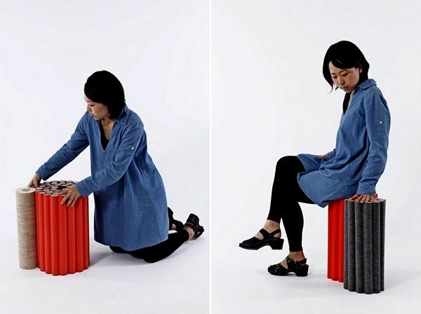Bundle: деревянная мебель-*пучок* от Catherine Louise Aitkin