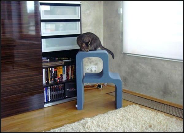 *Буквально* кошачья мебель от компании Catworks