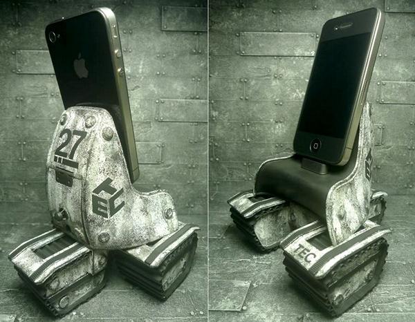 Charger Tank Series, танки для зарядки iPhone