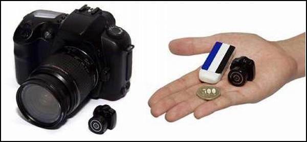 Самый маленький фотоаппарат Chobi Mini Digital Camera