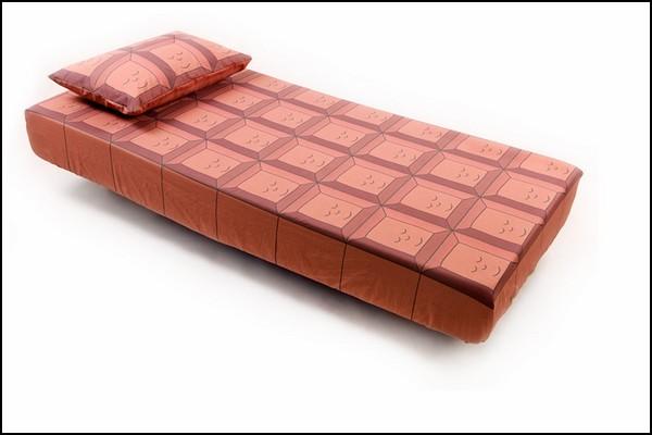 Шоколадная кровать для сладких снов