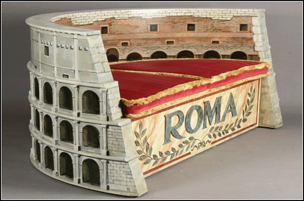 Диван-колизей Colosseum Sofa