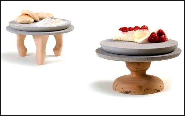 Тяжелая легкая посуда от израильского дизайнера
