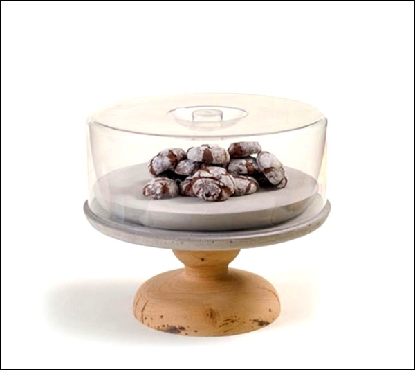 Бетонные тарелки от Нира Мейри (Nir Meiri)