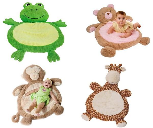 Мягкие подушки-игрушки для детей