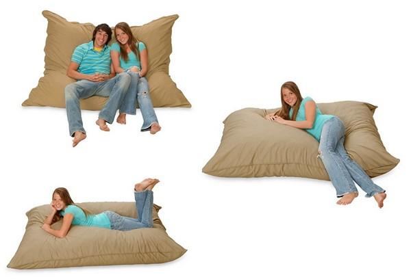 Huge Floor Pillows - Flooring Ideas and Inspiration
