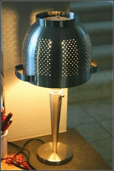 Светильник с абажуром-дуршлагом Ordning colander